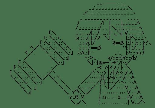 折部やすな ピコピコハンマー (キルミーベイベー)