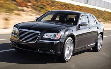 Novo Chrysler 300 c