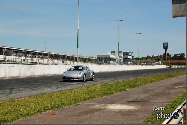 Porsche na pista