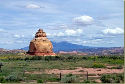 Church Rock Moab