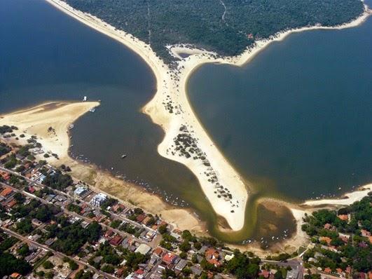 rio Tapajòs, Santarém - Parà