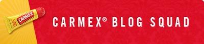 Carmex Blog Squad