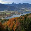 Lac Tegernsee en automne - Marcel Wögerer - http://facebook.com/fotowelt.marcelw.de