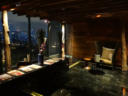 So Sofitel Spa lounge
