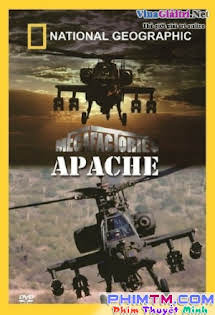 Máy Bay Trực Thăng Chiến Đấu Apache - Ultimate Factories - Apache Helicopter