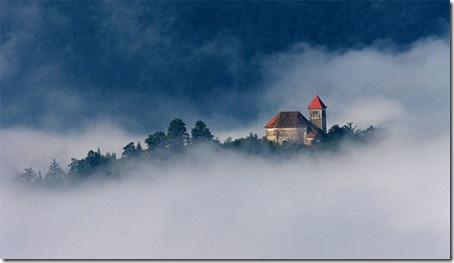 zi cu ceata