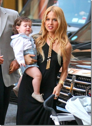 Rachel Zoe Rachel Zoe Takes Son Skylar Dinner WrXhvDiBShKl
