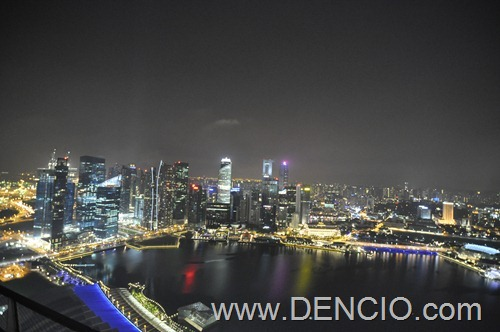 Marina Bay Sky Park and Infinity Pool29