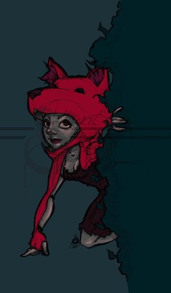 Wolfgirl wm