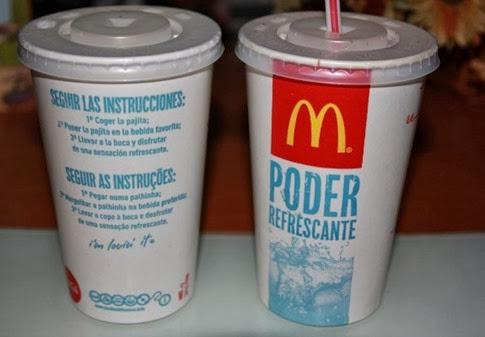 3. Instrucciones de McDonalds