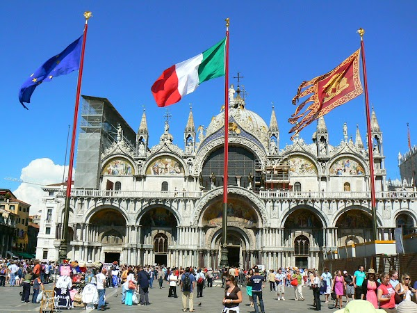 Imagini Venezia: Piazza San Marco.JPG