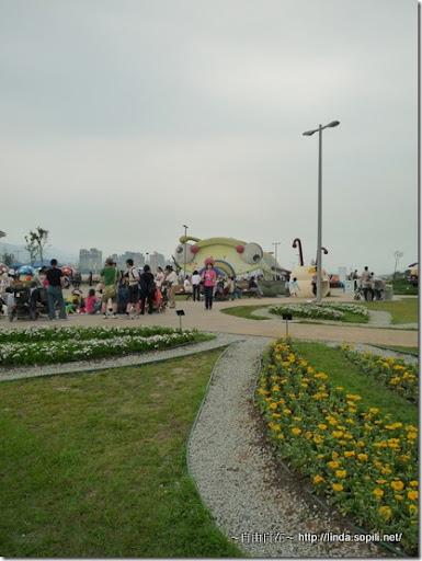 2010台北花博-大佳河濱公園-行動巨蛋
