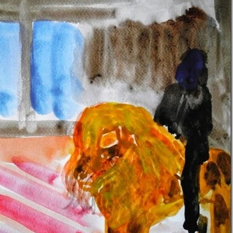 AusGehTipp: Kunstraum Teiggi – Beat Bracher, Muriel Stern, Gaby Stettler und Alex Born (Vernissage: 26.9.2014 – 19:00 Uhr)