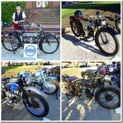 Douglas bikes on display - November 2014