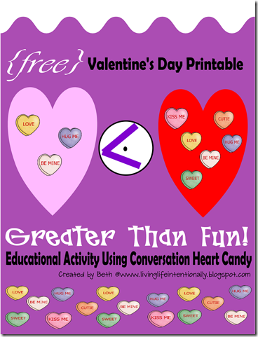 {free} Valentine's Day Educational Activity