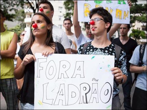 manifestação contra Marco feliciano 12