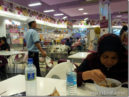 food court tesco sungai petani 1