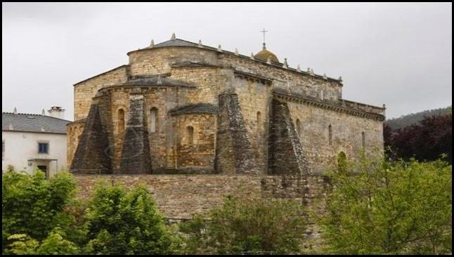 Basílica de San Martiño de Foz