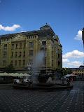 Downtown Timisoara