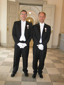 Knight of the Order of the Dannebrog, 2007