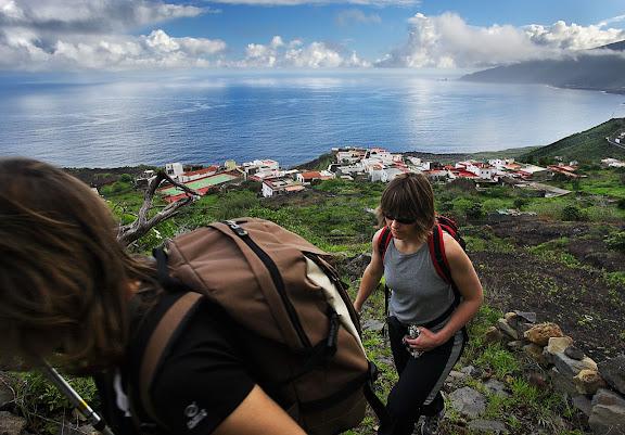 Camino de Sabinosa a la Dehesa, Frontera, El Hierro, Canarias