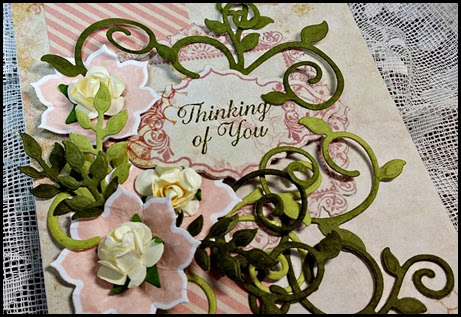 Our Daily Bread designs, Ornate Borders Sentiments, Ornate Borders and Flower