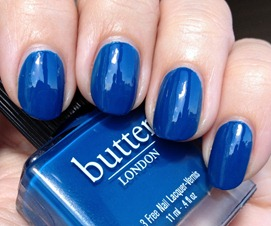 butter LONDON Blagger 4