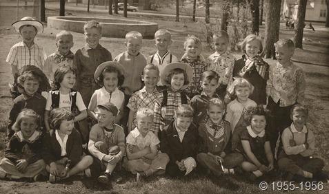 kindergarten 1955-1956 (2)
