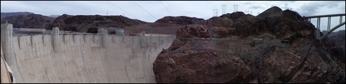 Hoover Dam panoramic