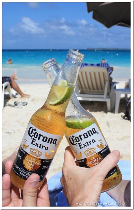 Corona in St. Maarten