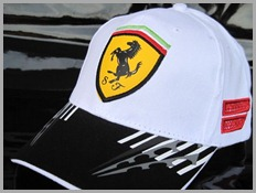 Black-White-Ferrari-Snapbacks-Fashion-Hats62378