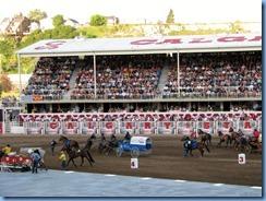 9564 Alberta Calgary Stampede 100th Anniversary - GMC Rangeland Derby & Grandstand Show - Chuckwagon Races