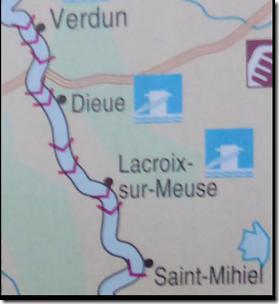Verdun to St. Mihiel