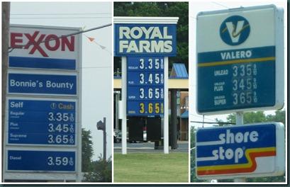 rising prices