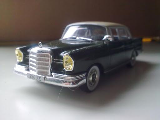 MERCEDES BENZ 220 SE 1959