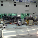 Japanese assembly bay - preparing the next module for deployment in Cape Canaveral, Florida, United States