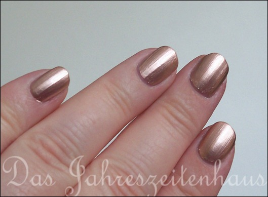 Essie - Mirror Metallics Collection - Penny Talk 5