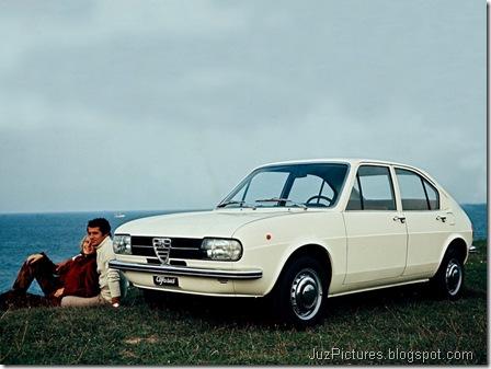 Alfa Romeo Alfasud 1.2 1