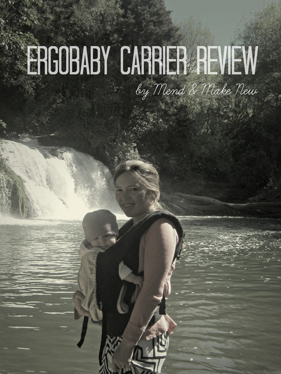 Ergobaby review