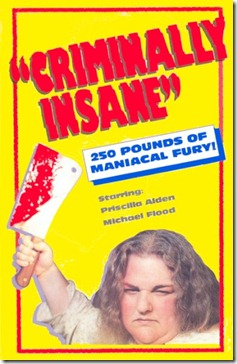 criminally insane vhs front3