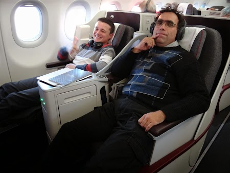 02. Bucuresti - Doha business class.JPG