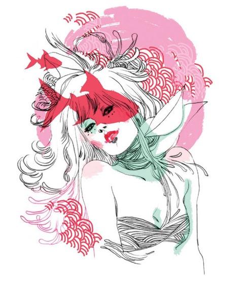 13. Efecto color digital para dibujos a lápiz