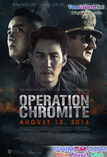 Trận Đánh Ở Incheon - Operation Chromite