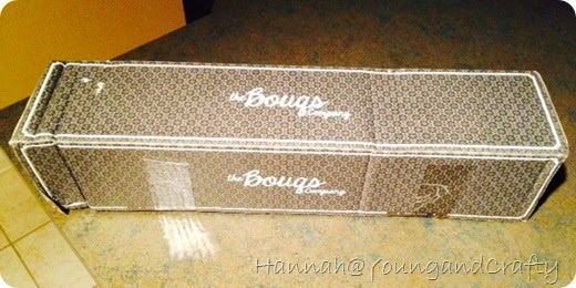 Bouqs box
