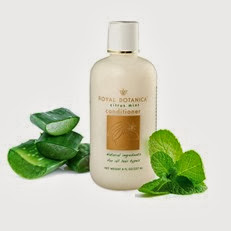 Цитрусов-ментов балсам за коса / Citrus mint conditioner