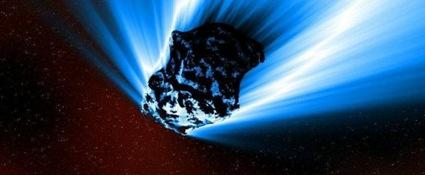 Гигантский астероид пролетает мимо земли