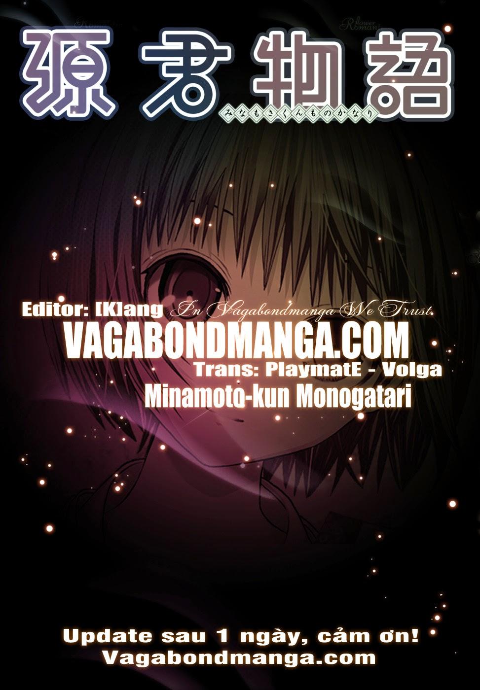 Minamoto-kun Monogatari Chap 81