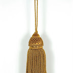Chwost mały do dekoracji drobnych elementów, np. klucze, zawieszki.