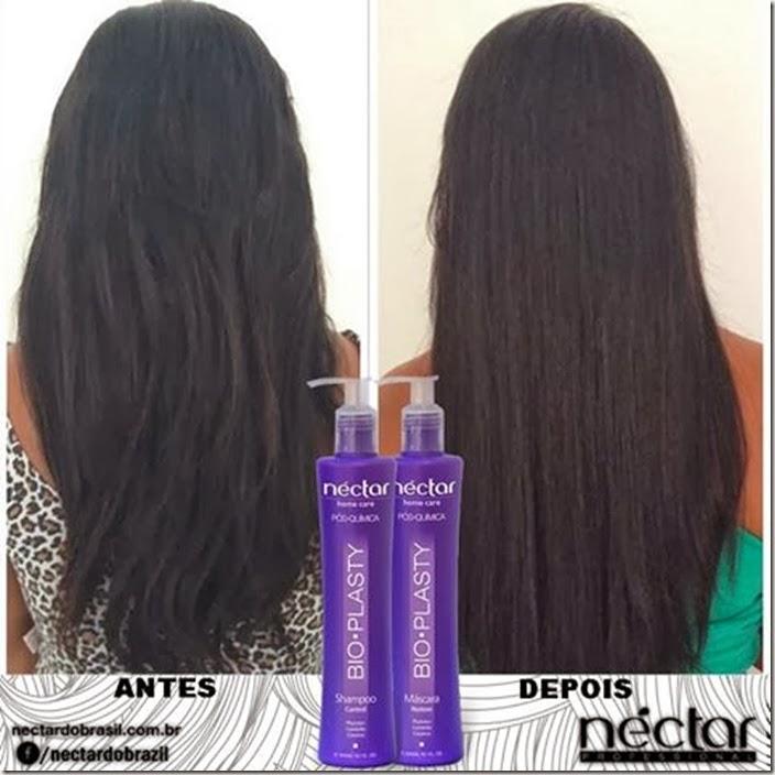Sabe qual é O segredo do cabelo comprido ficar bonito?