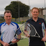 Mens C Singles Final John Dolan v Mark Tully (w)